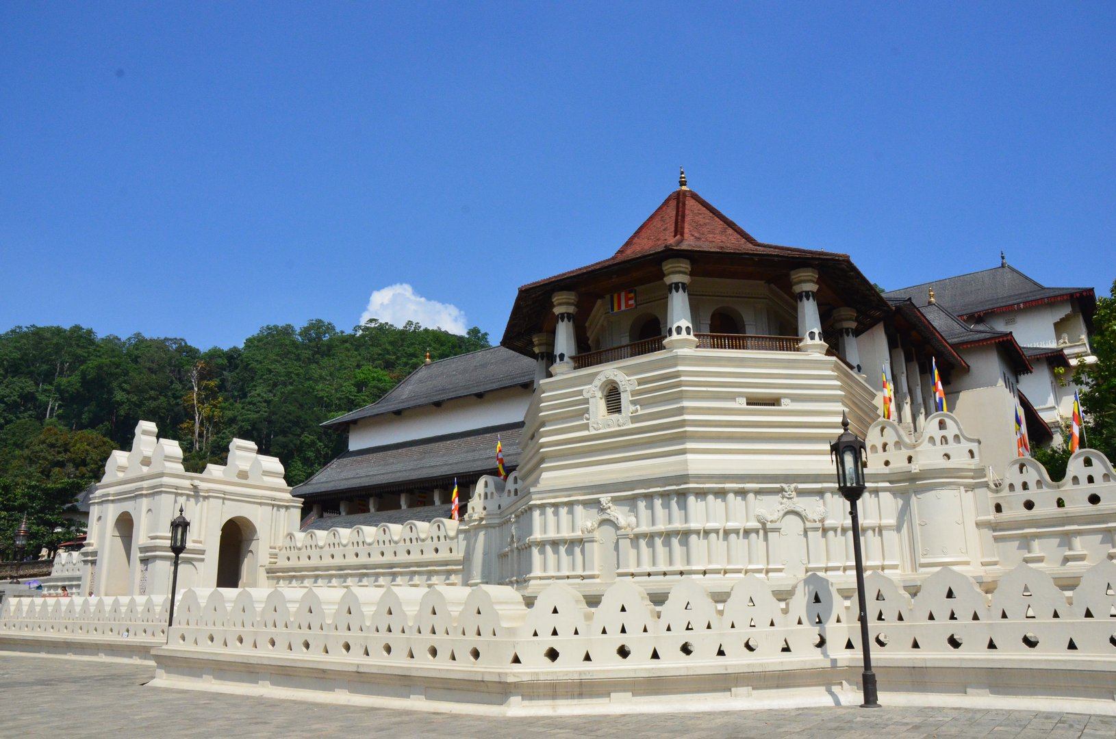 Sacred Tooth Temple