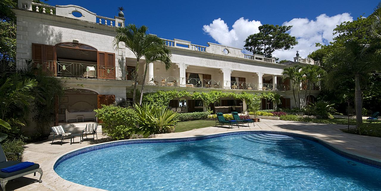 Barbados, Moon Reach Villa & Pool