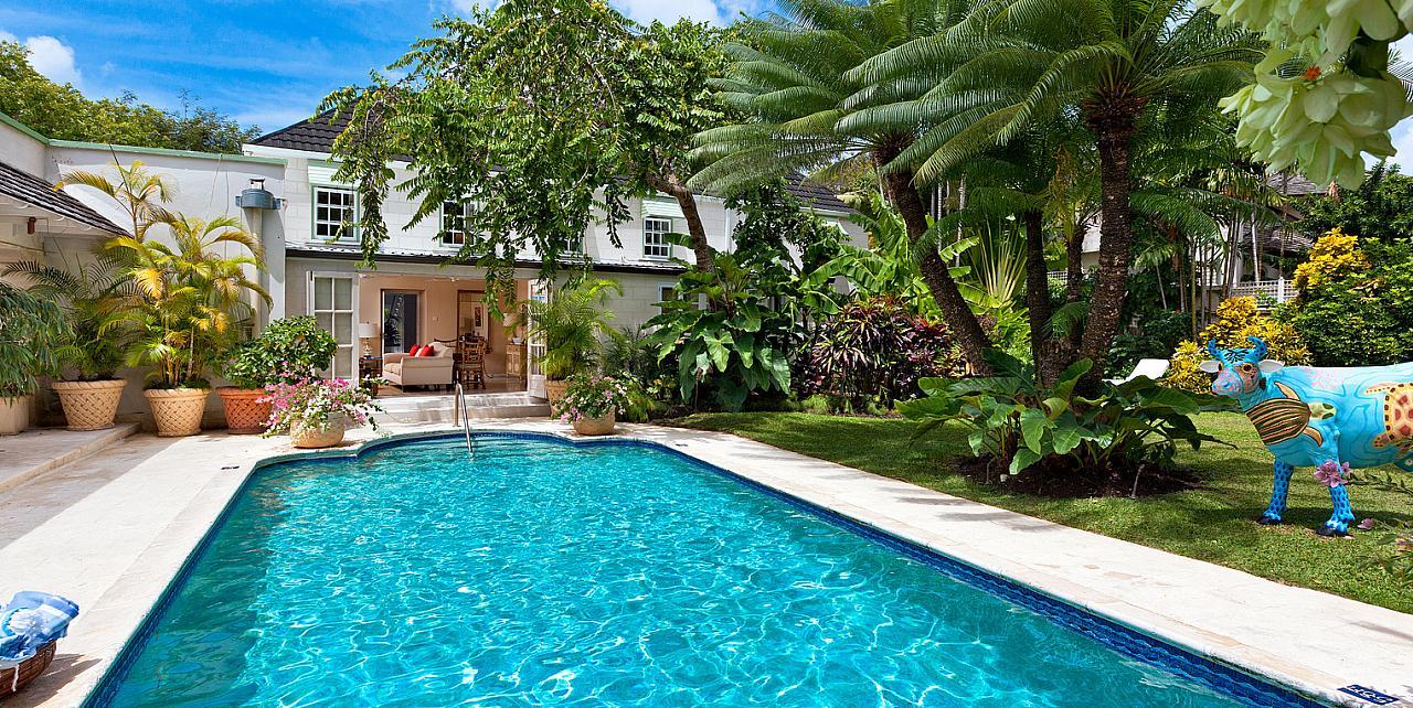 Barbados, Leamington House & Pool