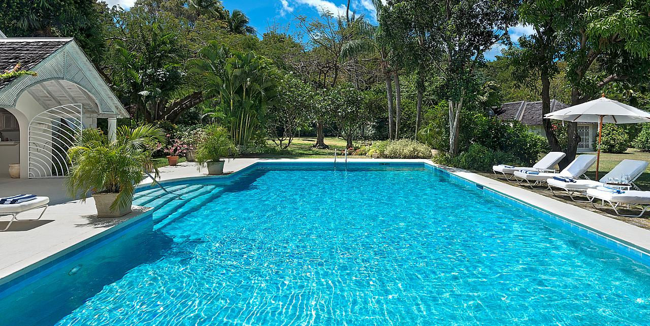 Barbados, Sandy Lane Heronetta Villa