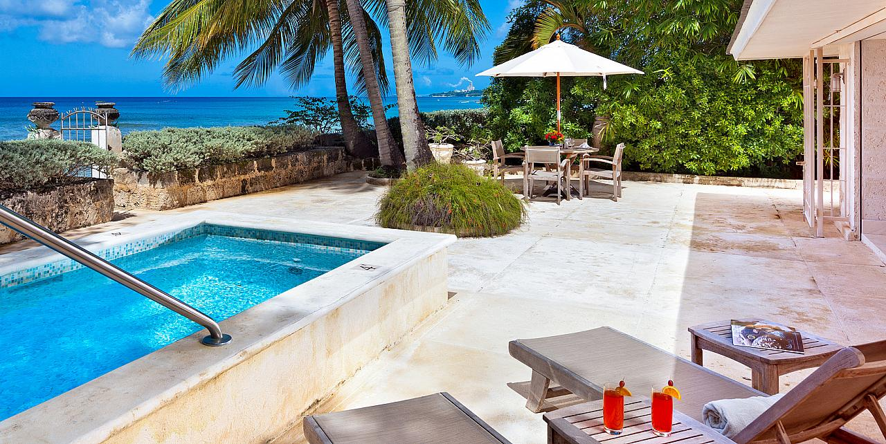 Barbados, Leamington Cottage - Pool