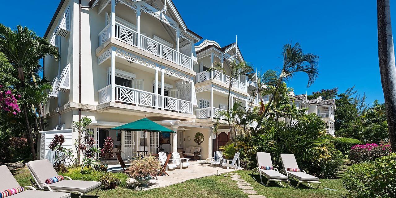 Barbados, Mahogany Bay Villa Fathoms End