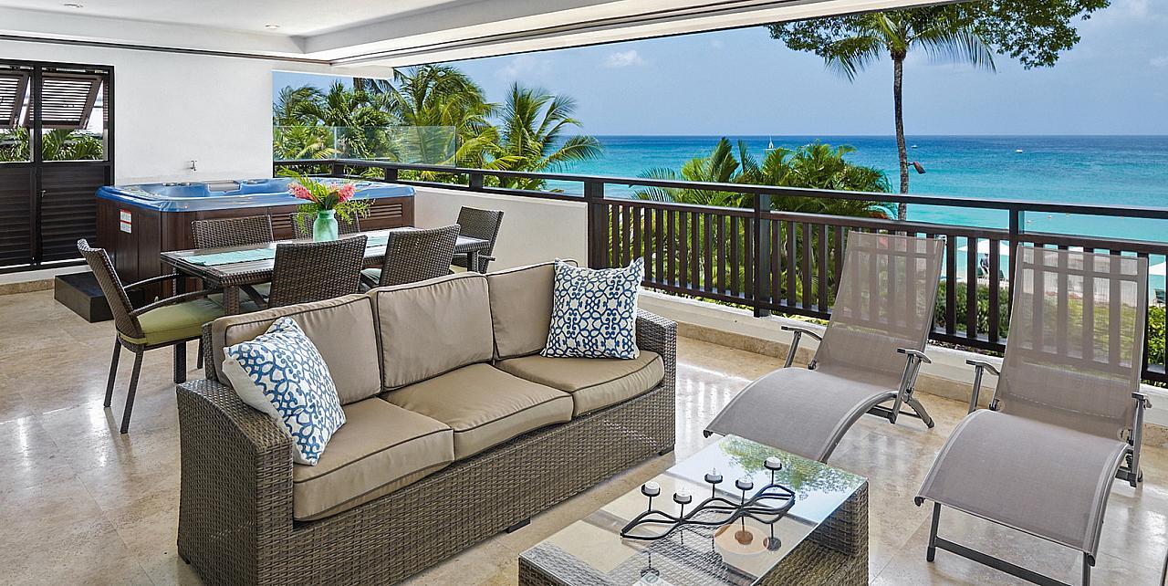 Barbados, Coral Cove Apartment 4