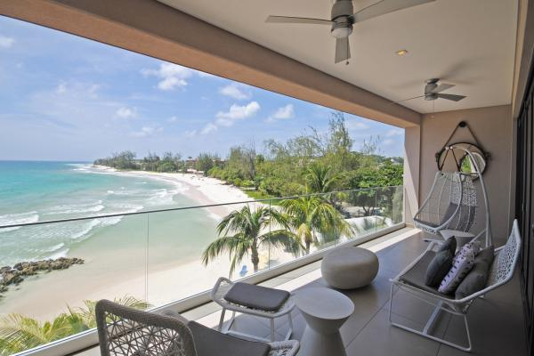 Beachfront - Capri Penthouse 5