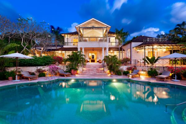 Gardenia - Private beachfront Estate